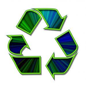 Медицинские отходы, утилизация - значек
