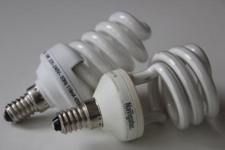 Энергосберегающее освещение дома